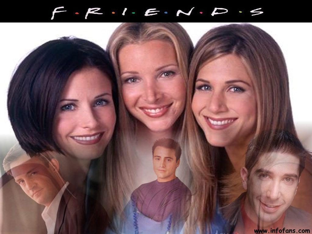 Friends Tv Show Wallpaper for Pinterest 1024x768