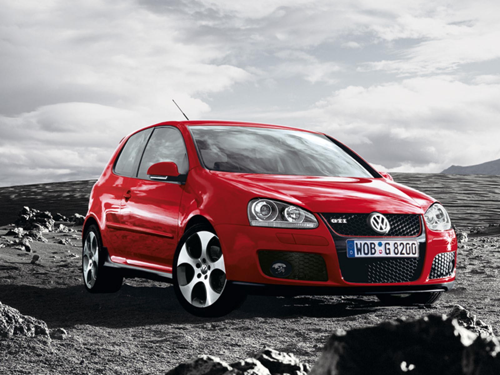 The Best Volkswagen Golf R GTI Wallpaper Ever Wallpapers 1600x1200