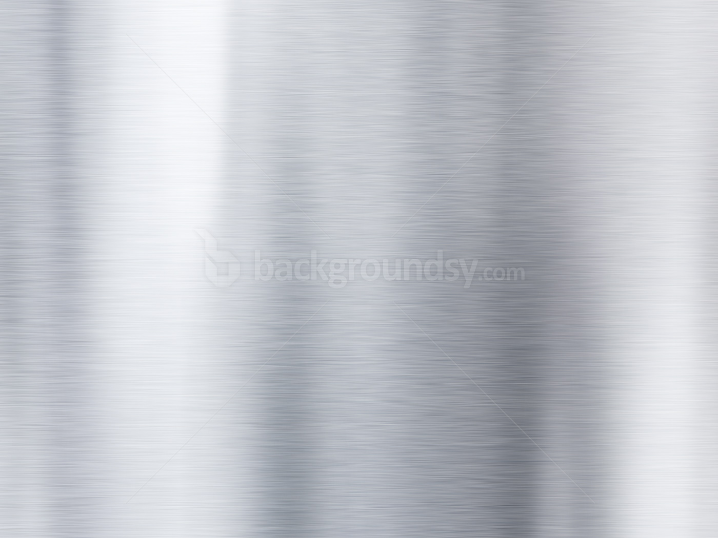 Shiny metallic silver background