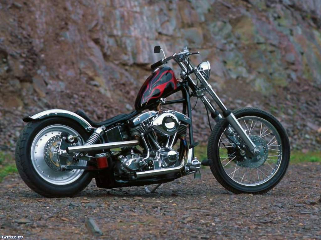 wallpapertodayscomharley davidson chopper desktop wallpaperhtml 1024x768