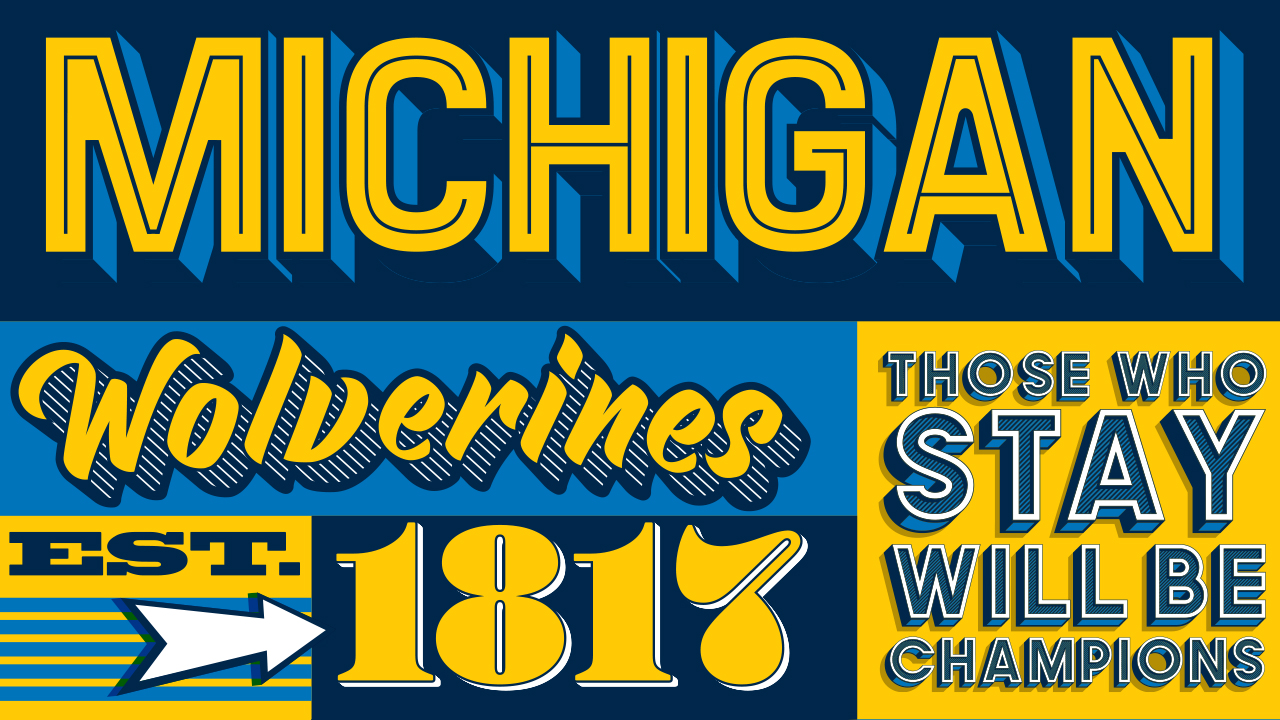 Zoom Backgrounds   DEV   University of Michigan Athletics 1280x720
