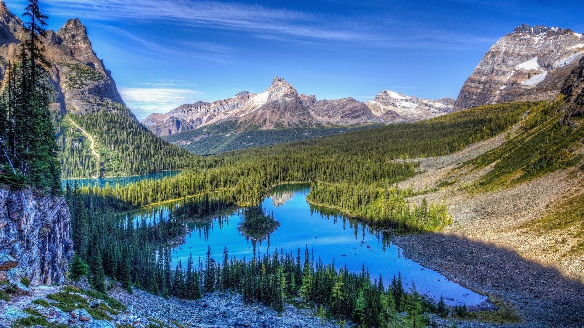 rocky mountain wallpapers for desktop hd free