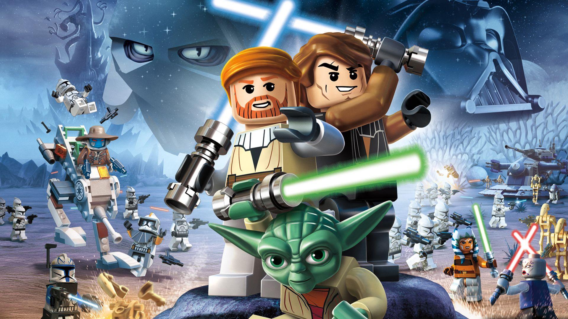 31 Lego Star Wars Iii The Clone Wars Wallpapers On Wallpapersafari