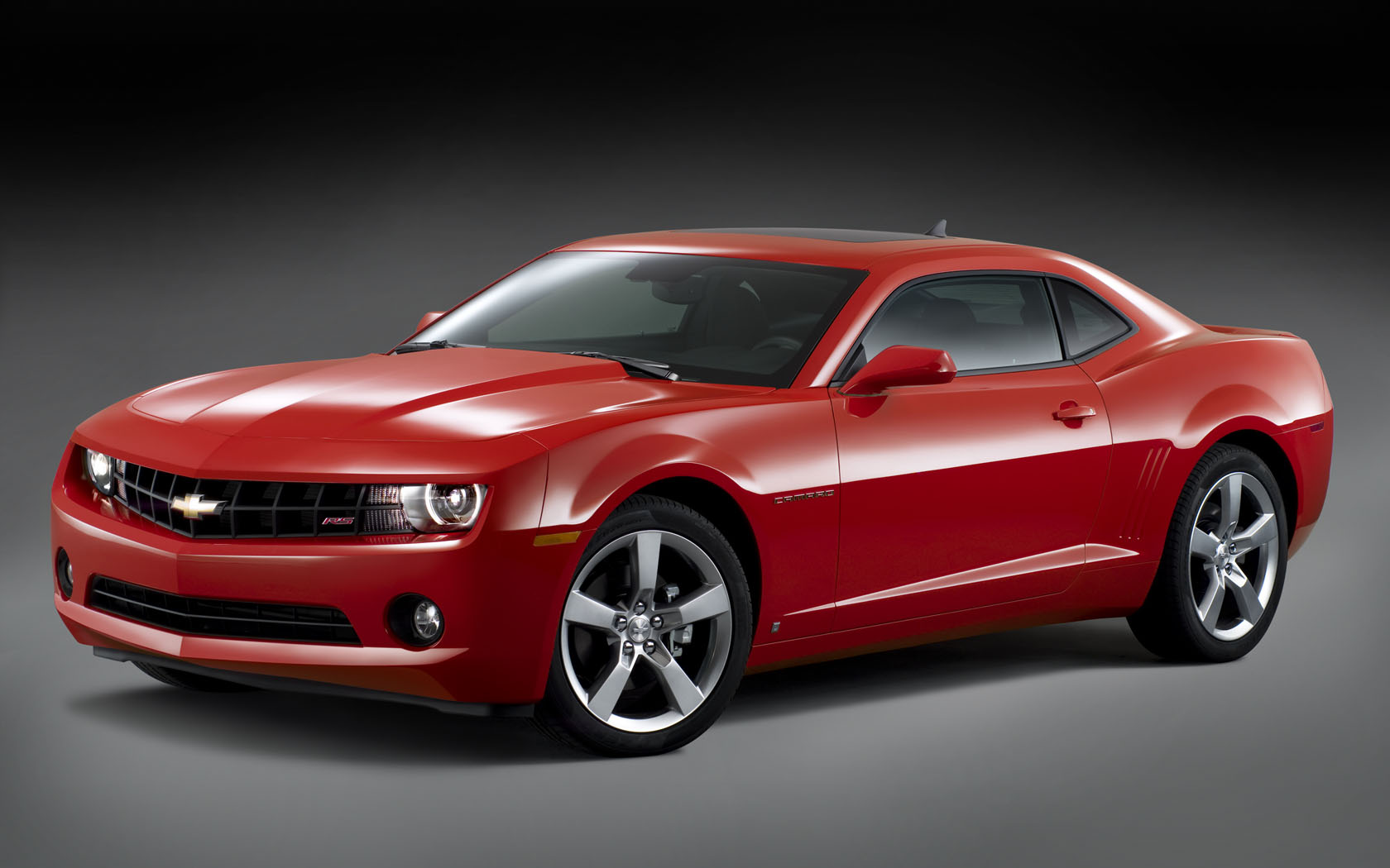 Chevy camaro hd wallpapers Red Chevy Camaro 1680x1050