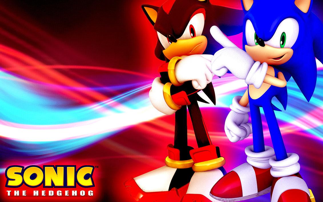 Sonic the Hedgehog iPhone Wallpaper - WallpaperSafari