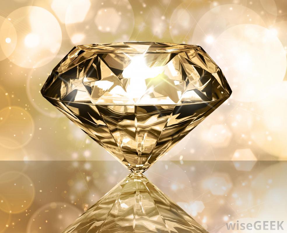 Gold Diamond Wallpaper - WallpaperSafari