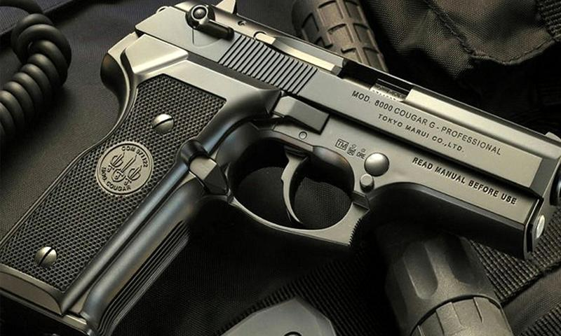 description guns wallpapers military firearms rifle submachine gun 800x480