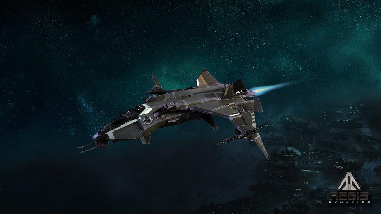 Star Citizen Gladius   Flight Rant 1920x1080