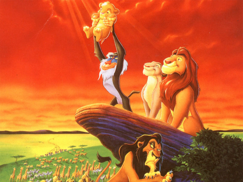 The Lion King   The Lion King Wallpaper 13191392 800x600