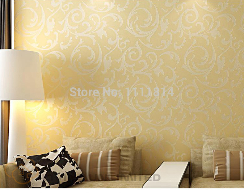 Single roll wallpaper coverage wallpapersafari for Waterproof wallpaper for home