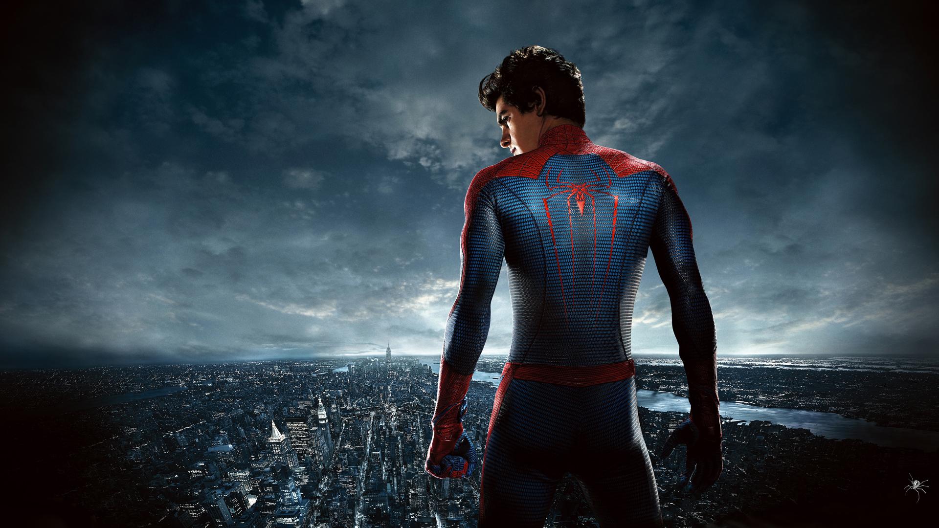 Andrew Garfield Spider Man   Wallpaper High Definition High Quality 1920x1080
