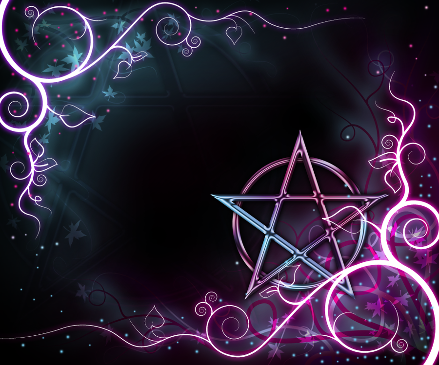 wiccan pentagram wallpapers - Google Search | Cool Graphics ...