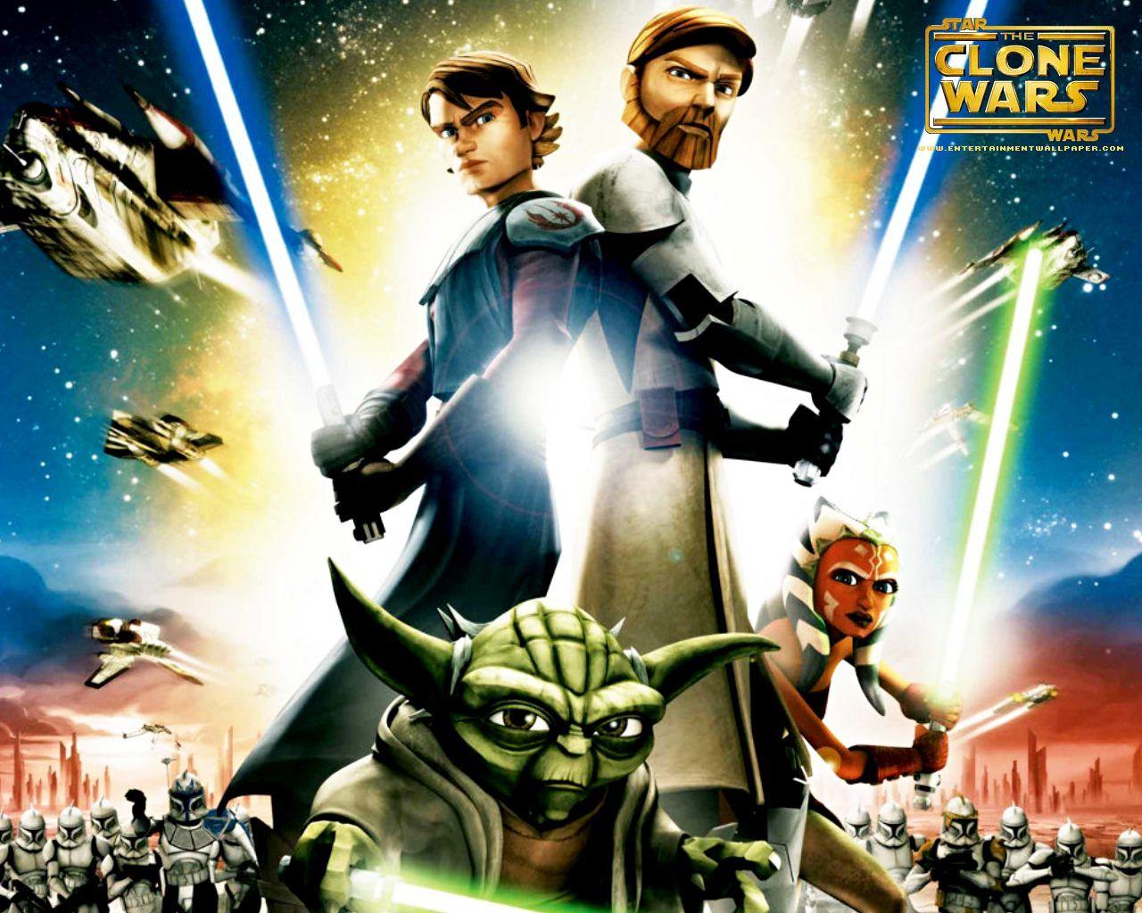 Star Wars The Clone Wars Blm Rehberi Tantm Wallpaper 1280x1024