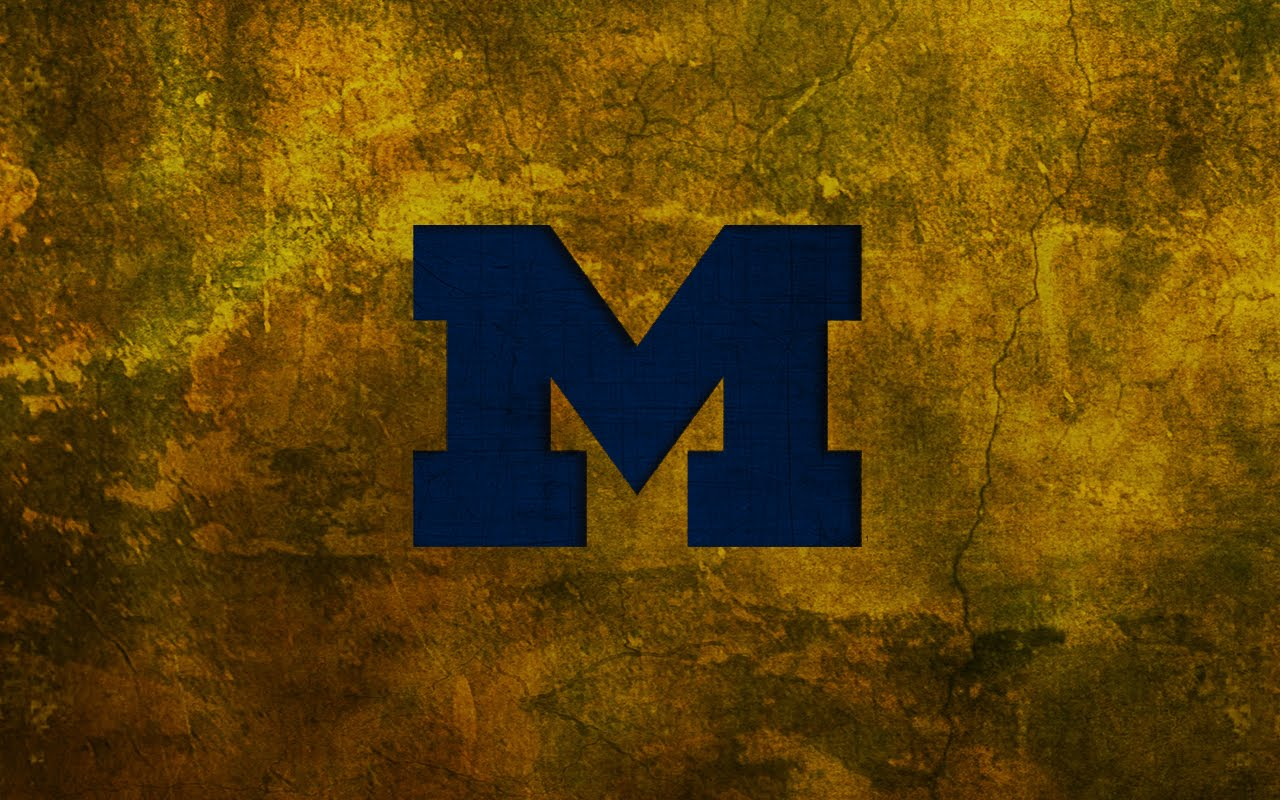michigan wolverine basketball wallpaper