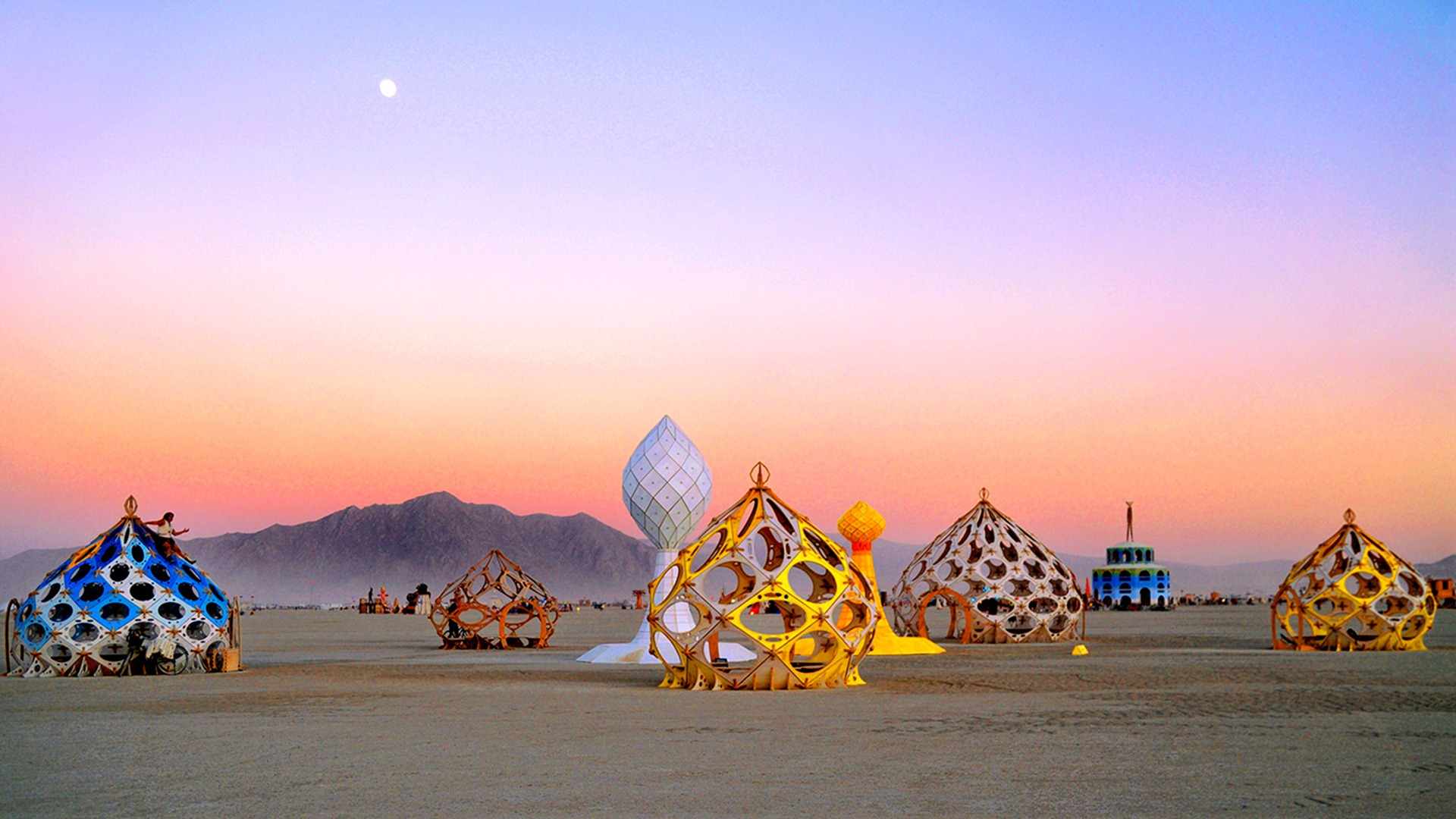 Burning Man Festival Background Wallpapers 26843   Baltana 1920x1080