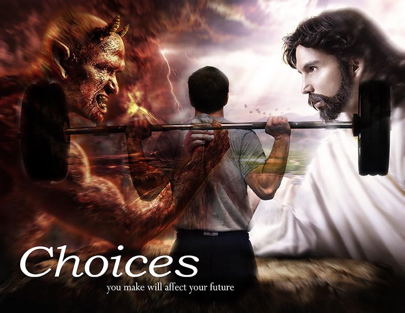 Devil Vs Jesus Wallpaper Jesus vs satan 800x618