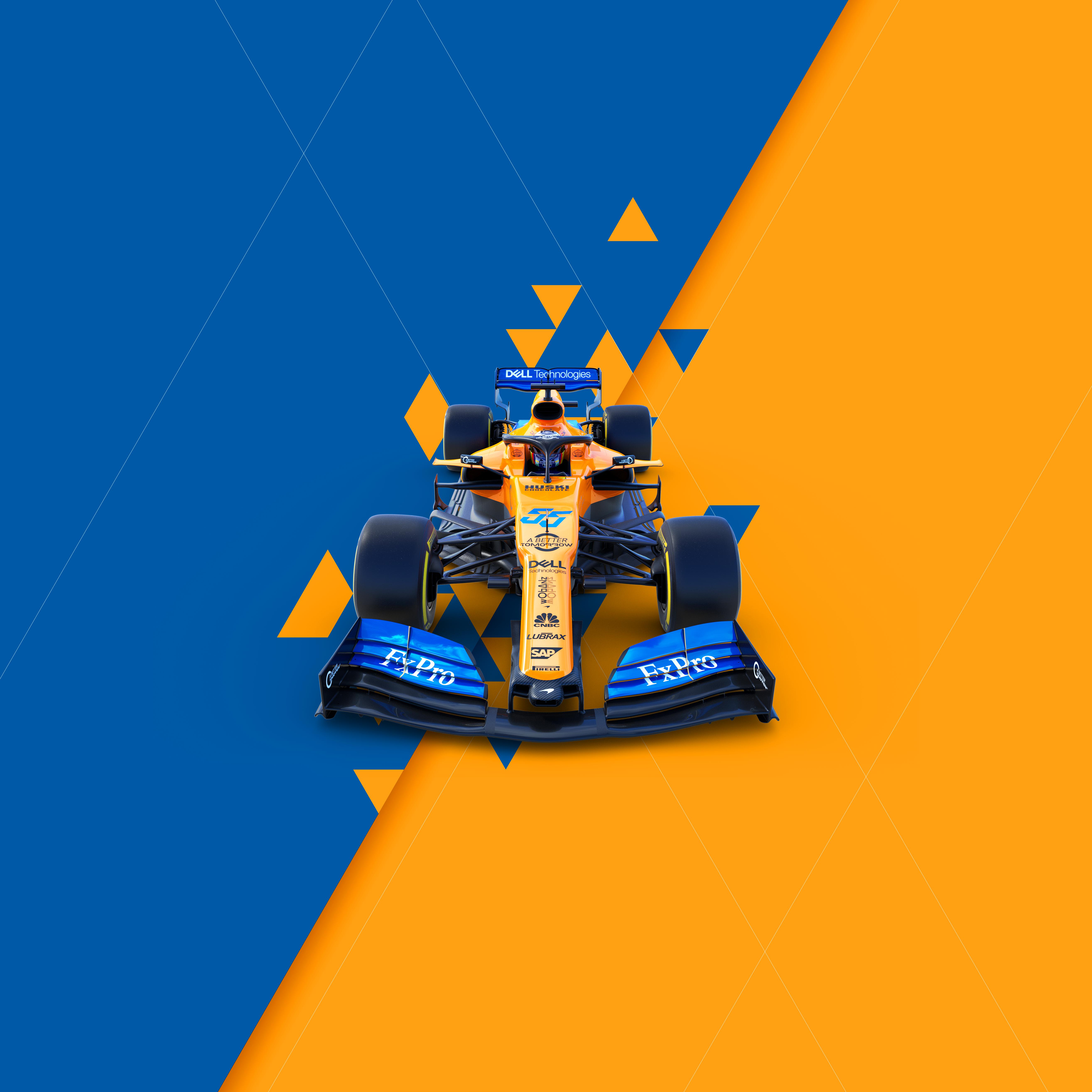 McLaren Formula 1 Official Website 5258x5258