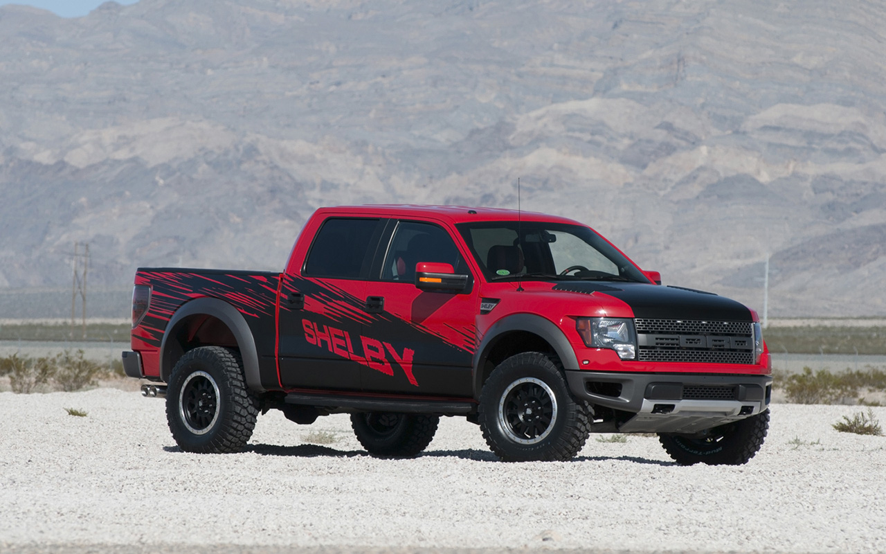 2014 Shelby Ford SVT Raptor Yes Auto 1280x800
