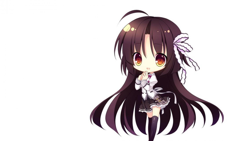 Cute Chibi Wallpaper 1440x900