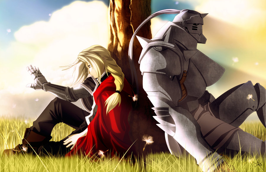 fullmetal alchemist wallpaper full metal alchemist brotherhood 900x583