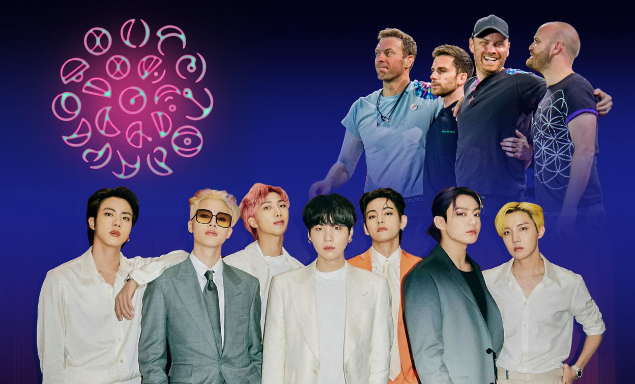 Its Official Coldplay X BTS Is Happening With Single My 1248x754