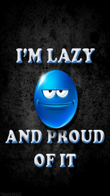 Lazy Wallpaper   Cell Phone Wallpaper 360x640