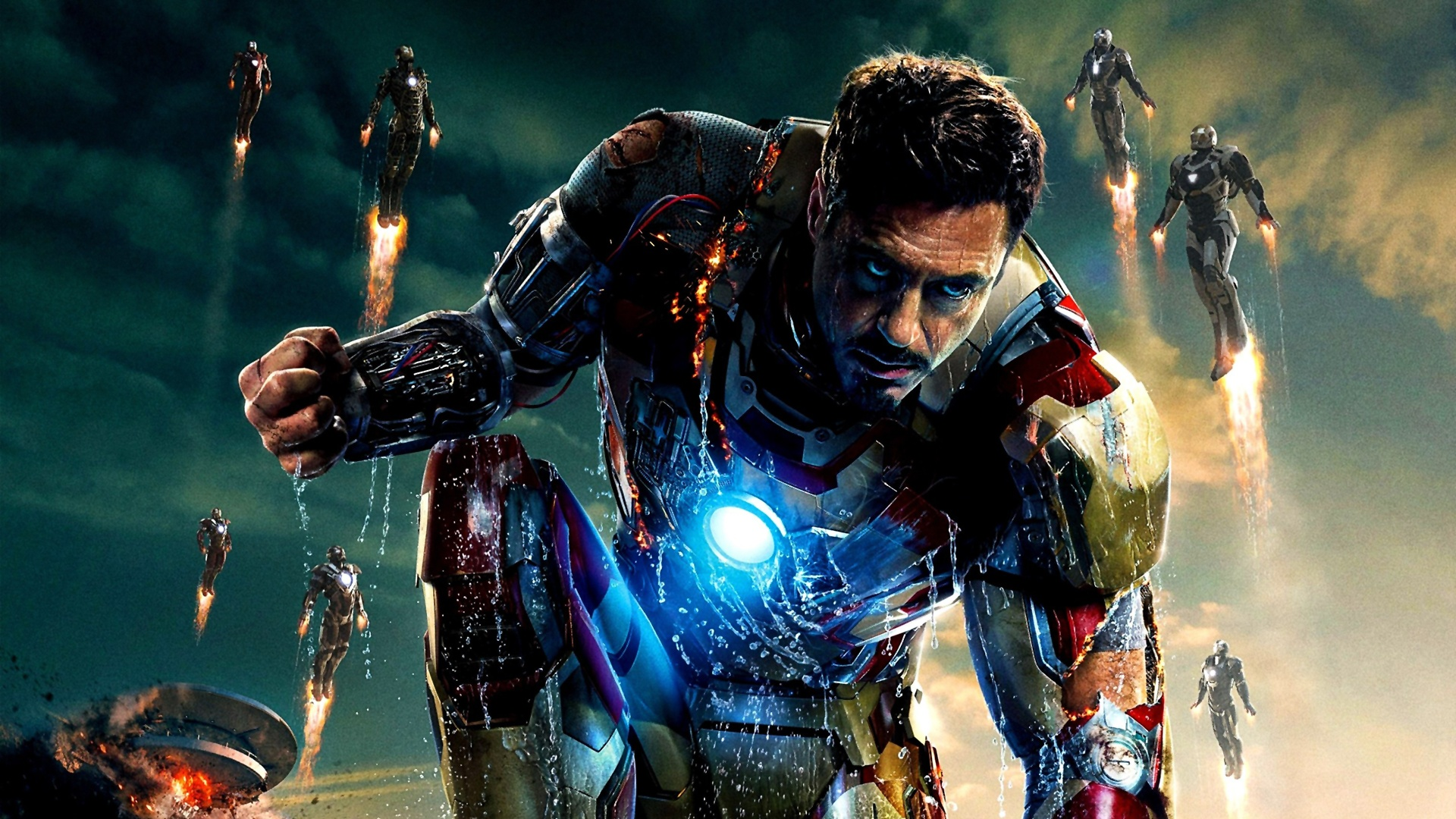 Iron Man 3 Wallpaper 7 1920x1080