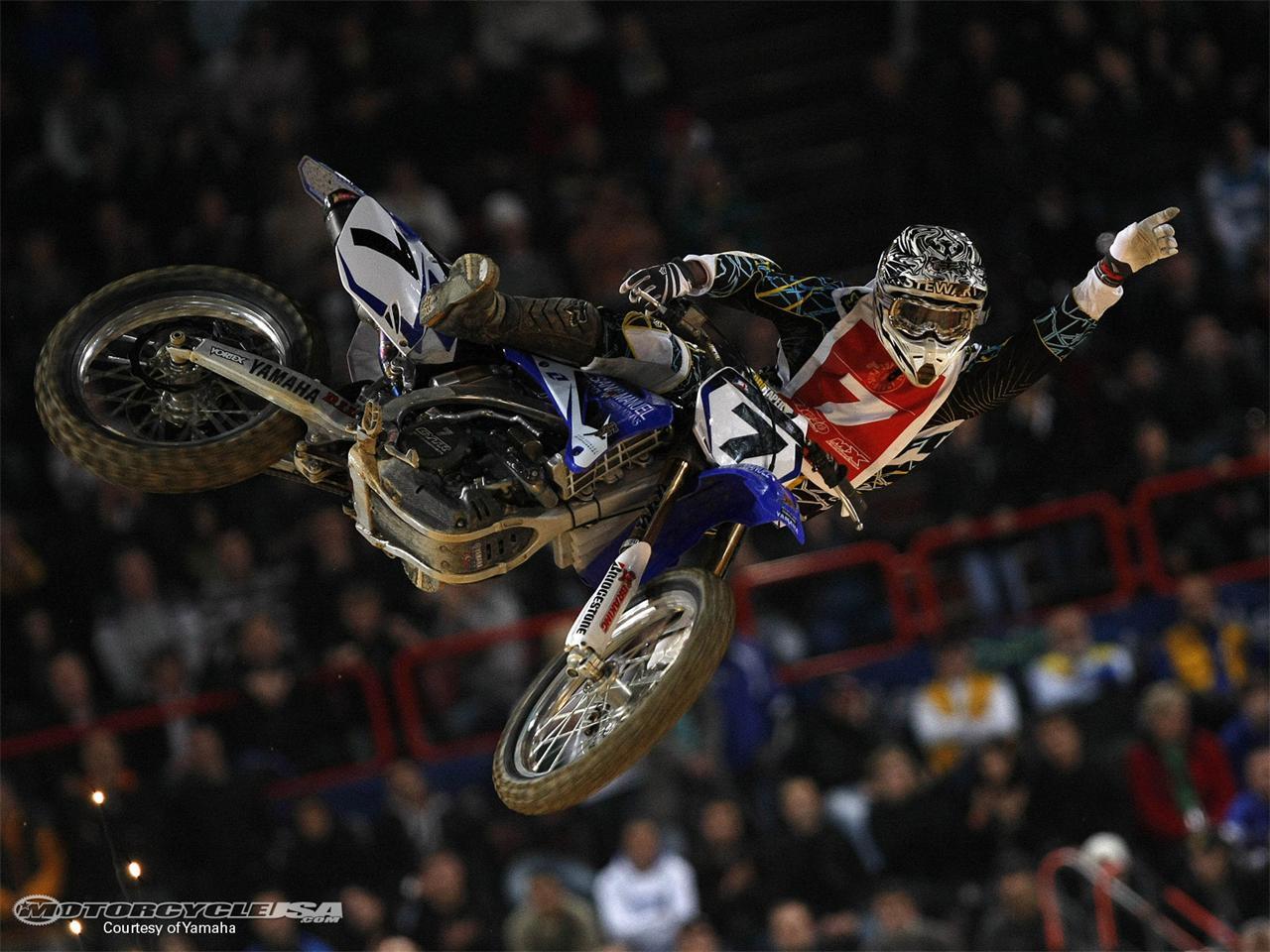 James Stewart Motocross   kootation 1280x960