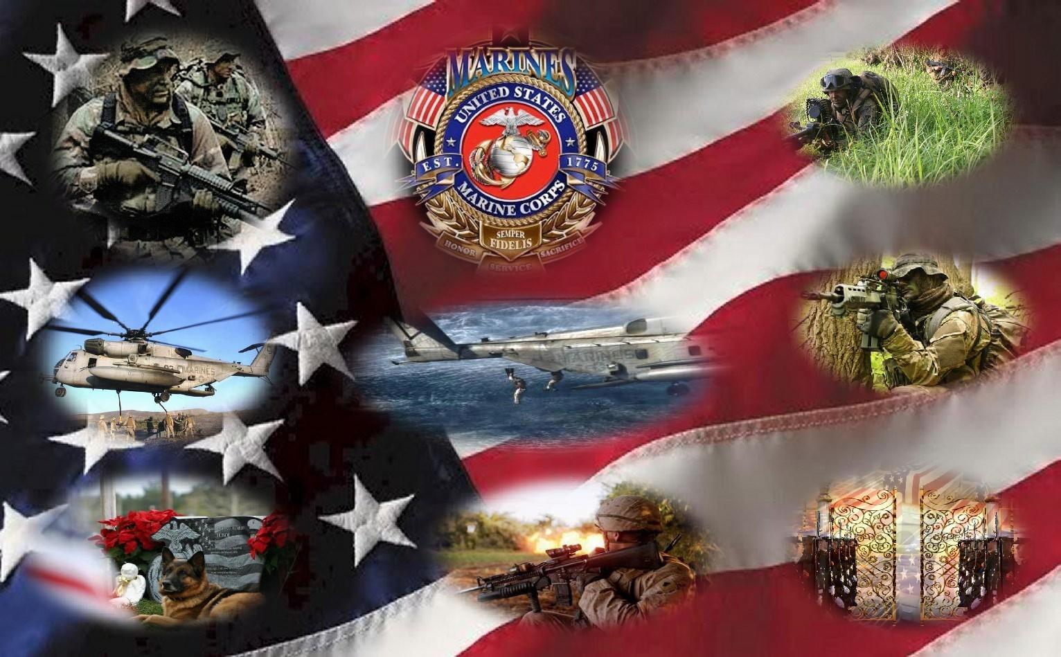 USMC 1st Recon Bn 2 wallpaper   ForWallpapercom 1532x949