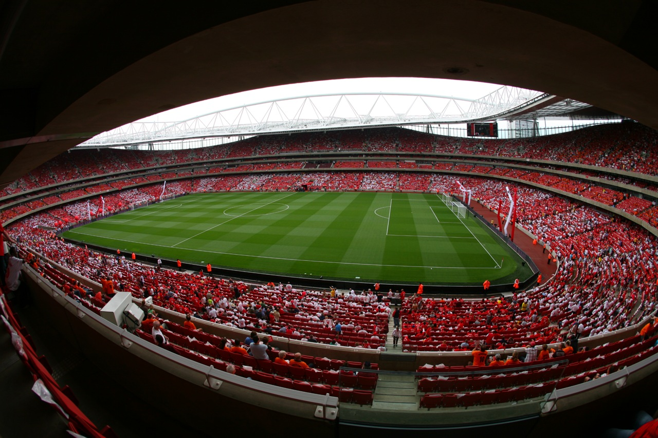 Emirates Stadium HD background Stadium wallpapers 1280x853