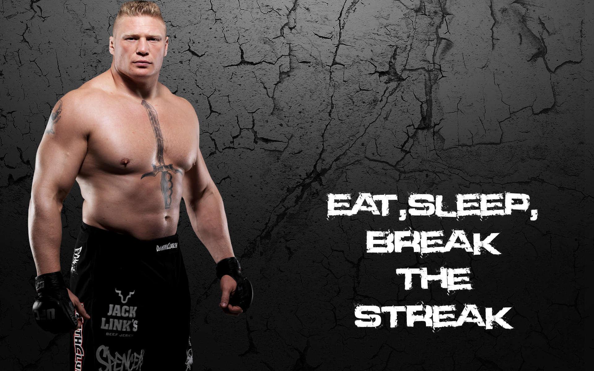 John Cena and Brock Lesnar brawl before Night of ... - YouTube