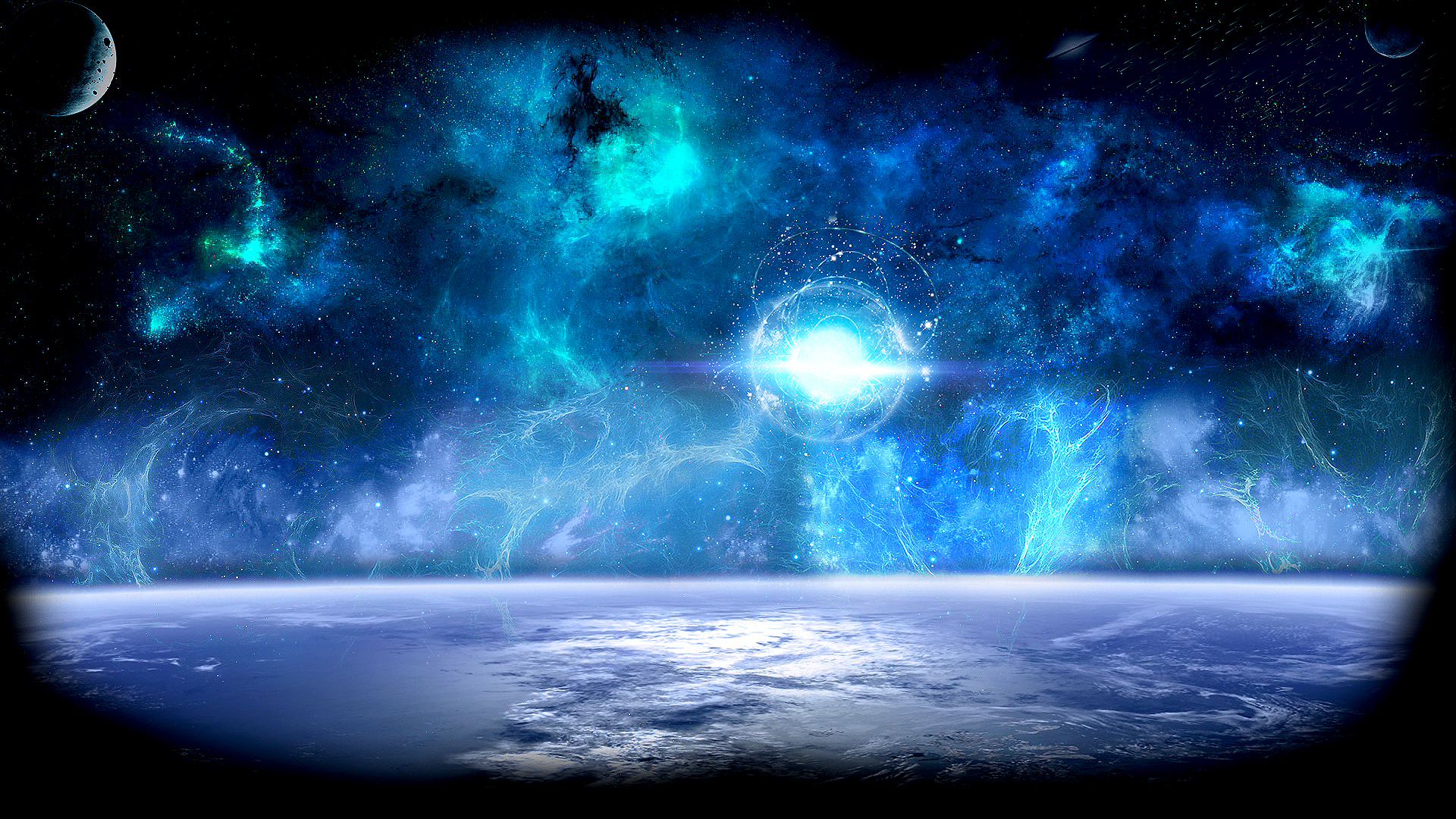 Epic Space Wallpapers 1920x1080 Images & Pictures - Becuo