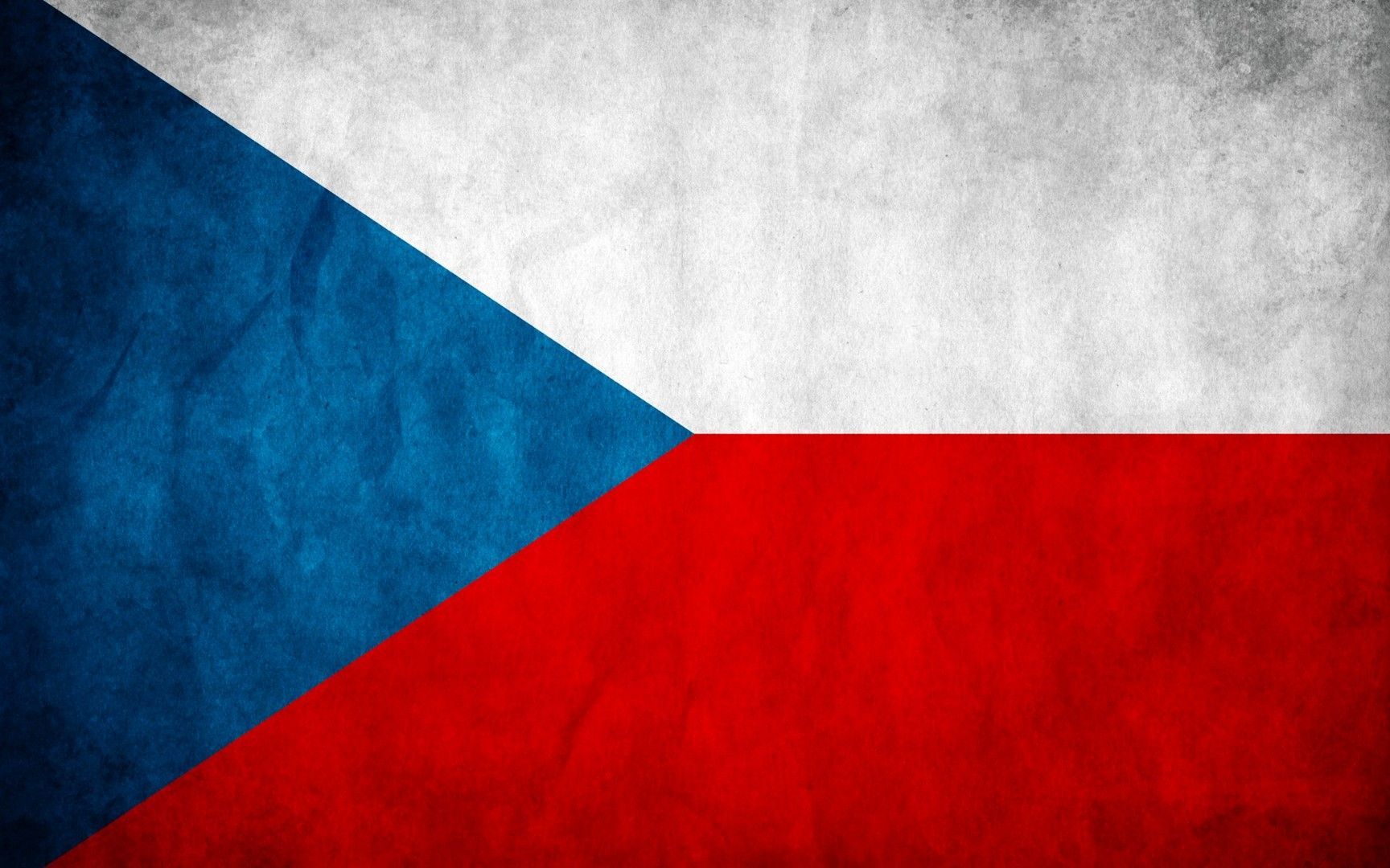 Flag of the Czech Republic wallpaper Flags wallpaper 1728x1080