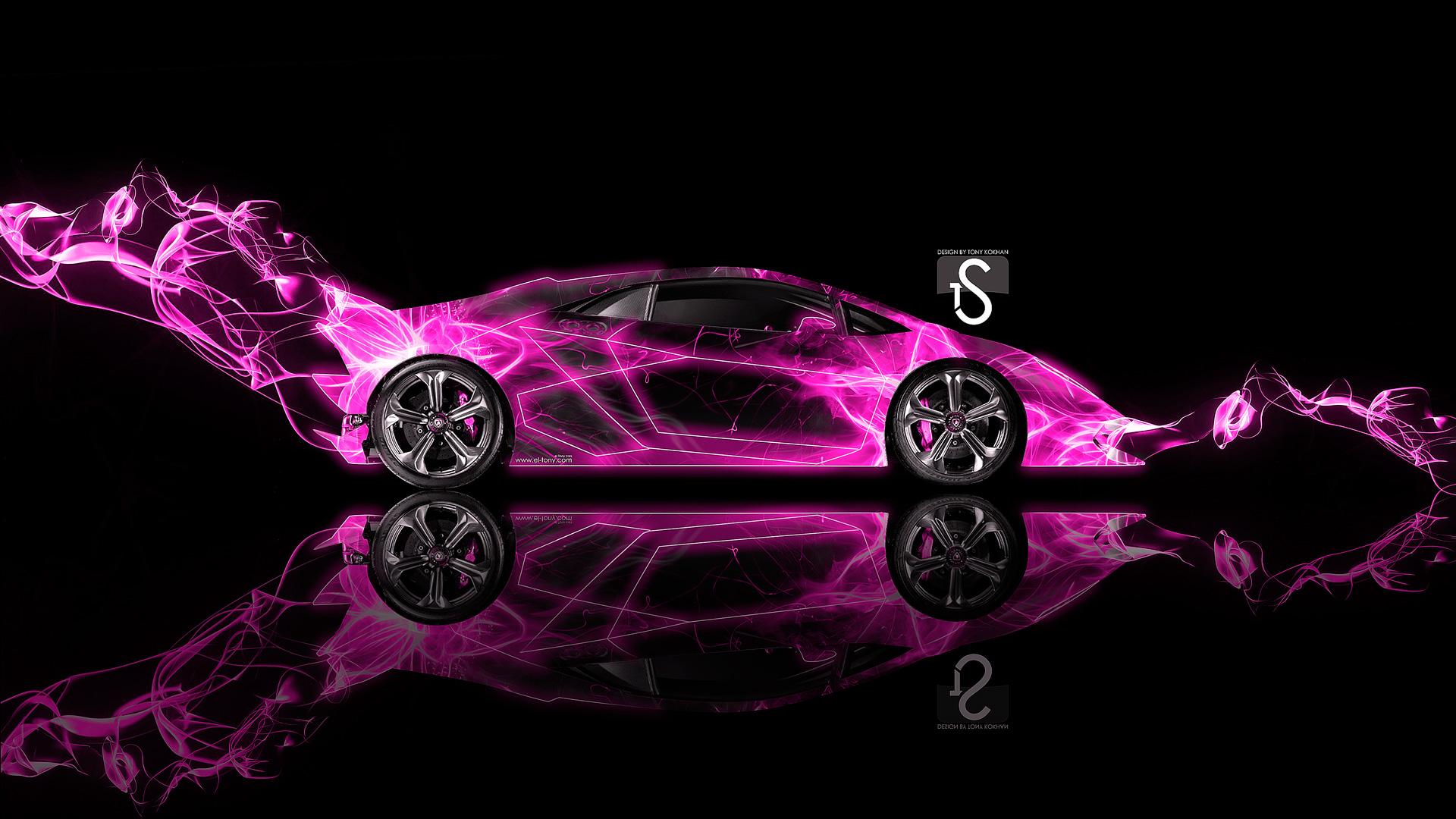 Pink Lamborghini Wallpaper Wallpapersafari