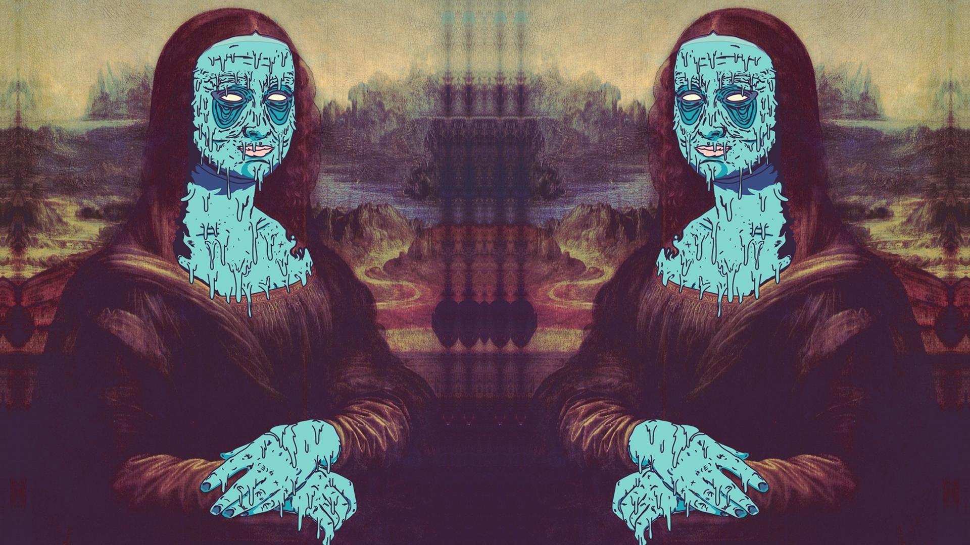61 Mona Lisa Wallpapers on WallpaperPlay 1920x1080