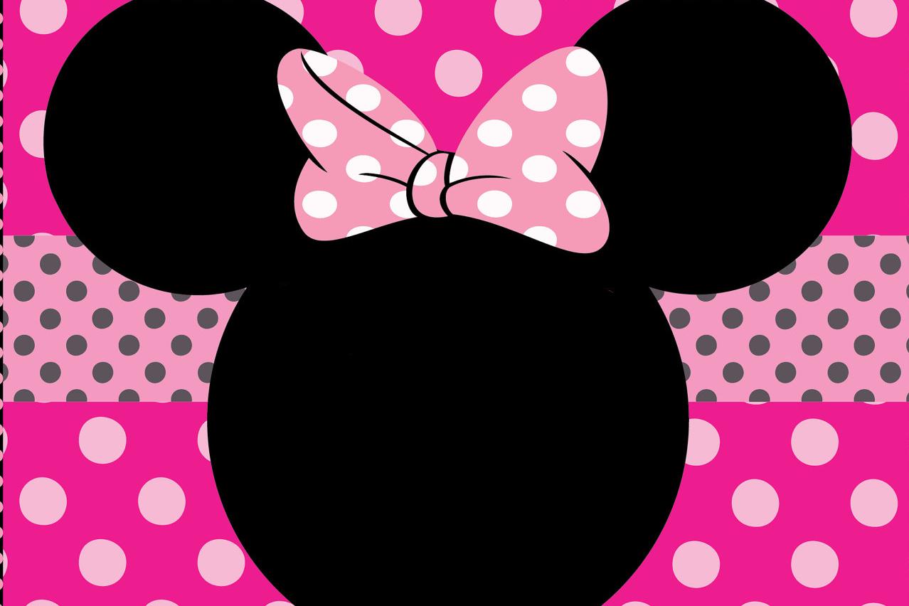minnie mouse wallpaper for desktop wallpapersafari