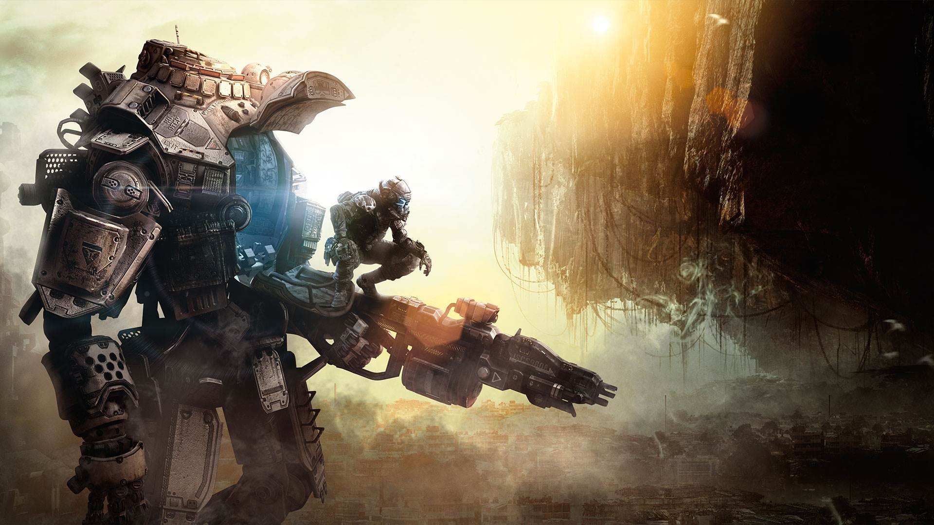 Titanfall Wallpapers in 1080P HD GamingBoltcom Video Game News 1920x1080