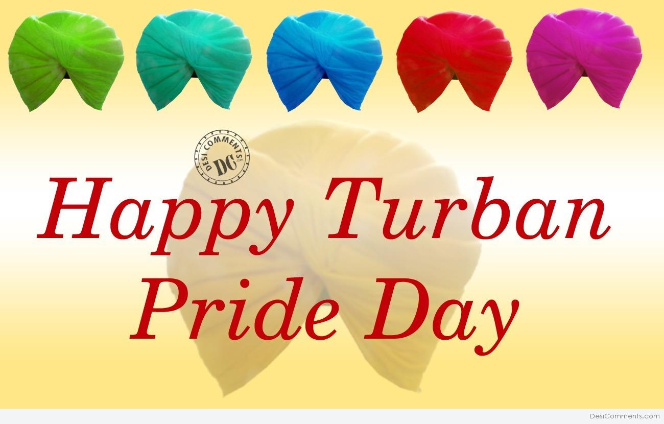 Turban Pride Day Pictures Images Graphics 1300x830