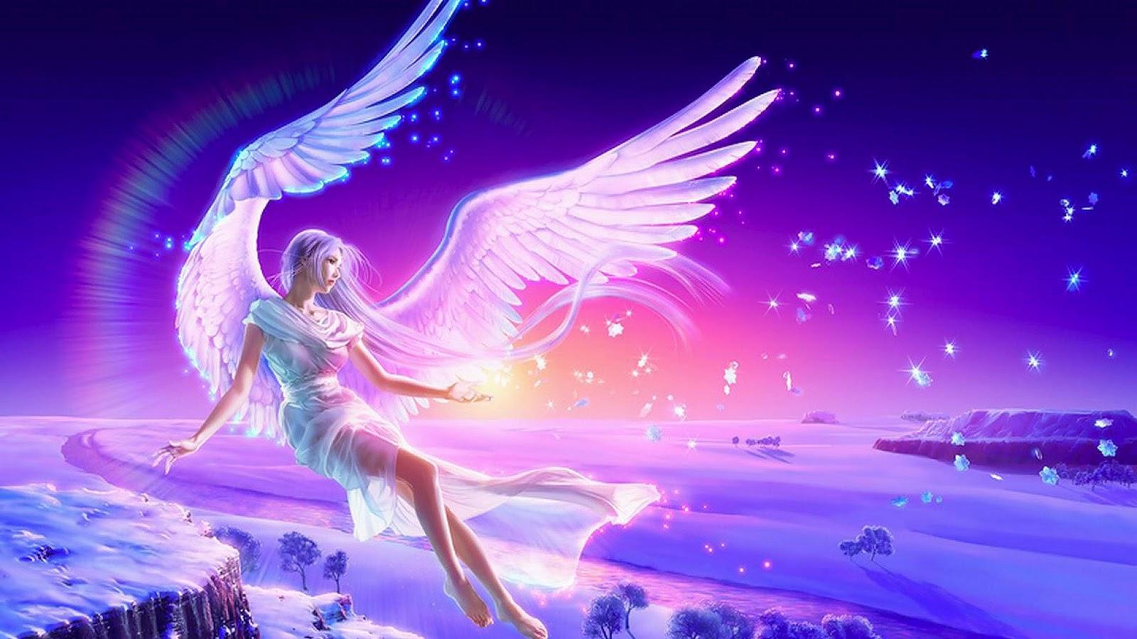 Best desktop pictures angel wallpapers hd angel wallpaper image 12jpg 1600x900