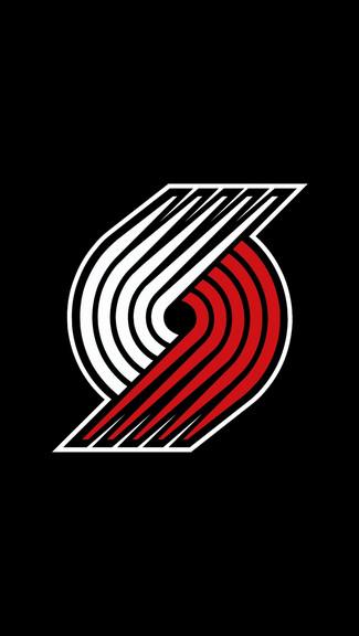 NBA   Portland Trail Blazers iPhone 5C 5S wallpaper 325x576