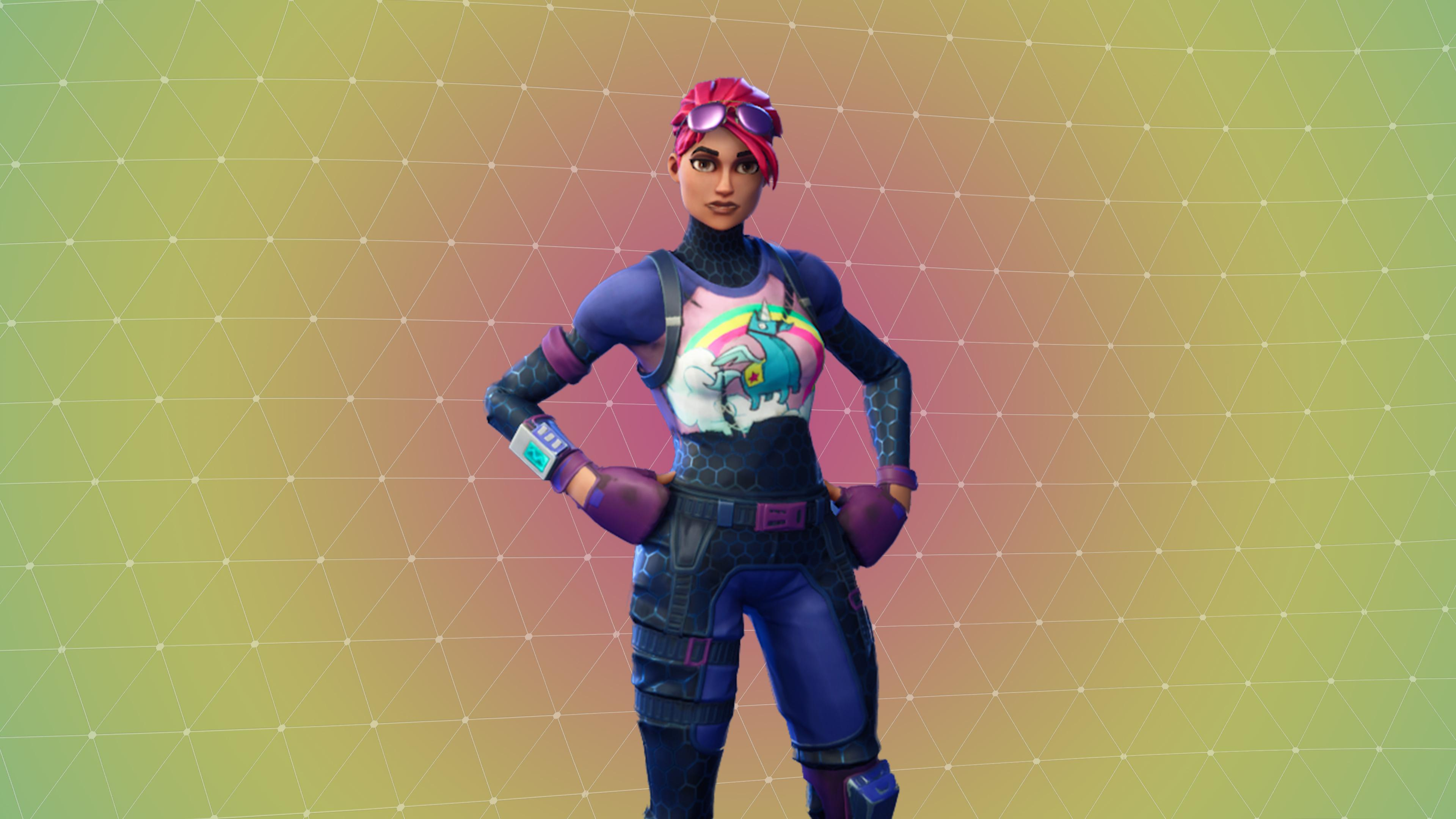 The Bright Bomber Fortnite Wallpapers   Top The Bright Bomber 3840x2160