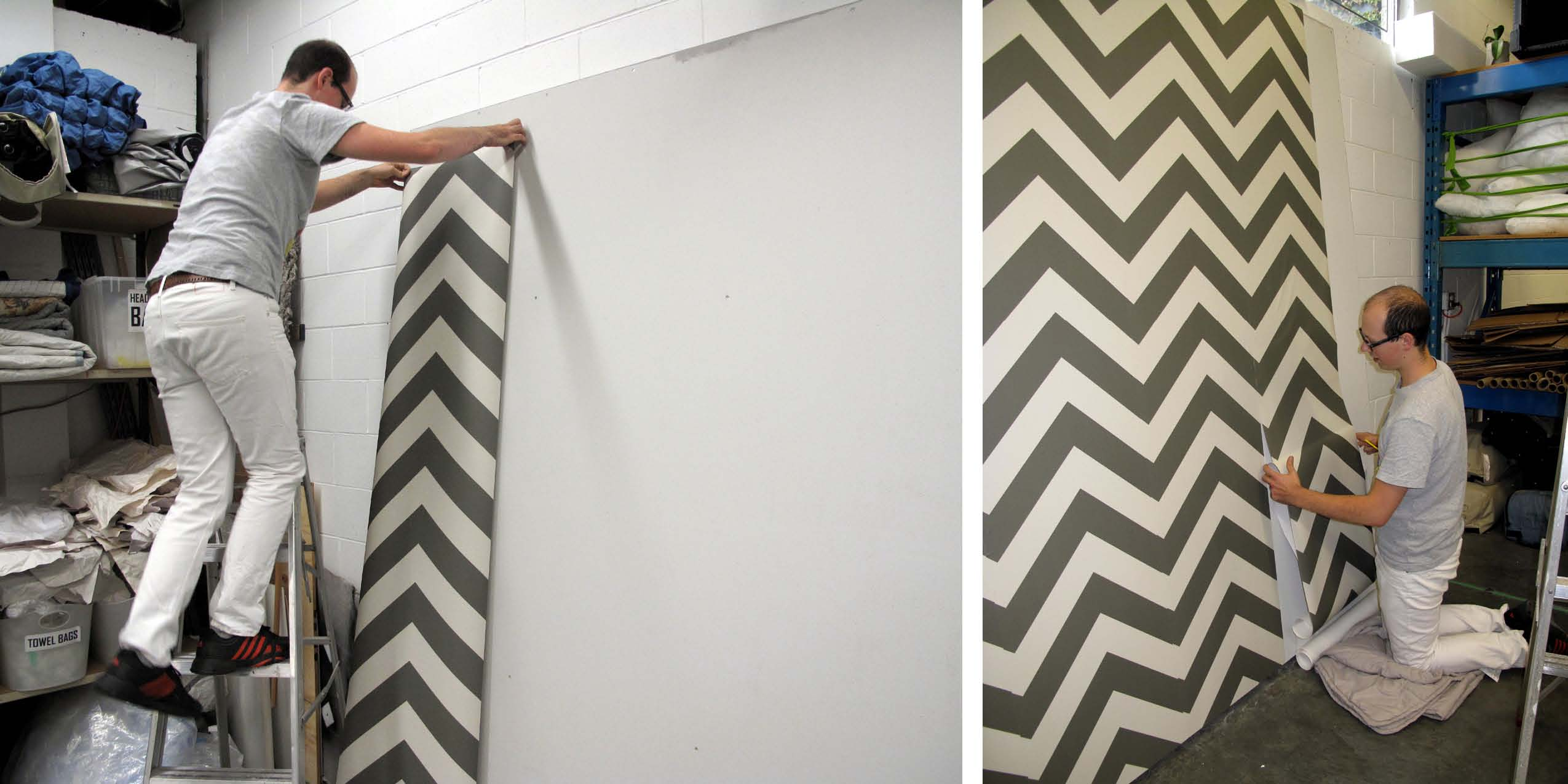 Grey Chevron Wallpaper And the wallpaper 2550x1275