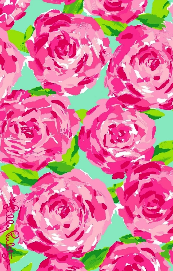 Lilly Pulitzer iPhone wallpaper iPhoneiPad wallpapers Pinterest 736x1154