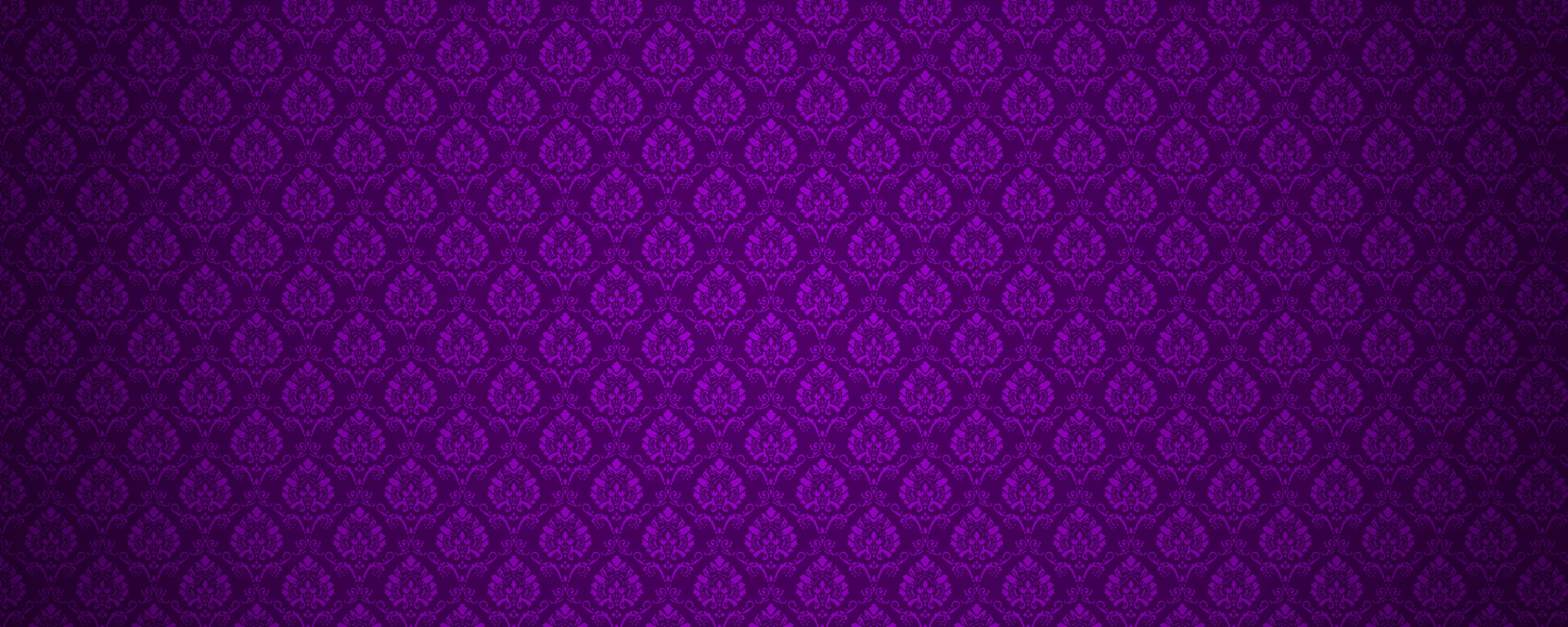 Purple Patterns 50002000 Wallpaper 853682 5000x2000