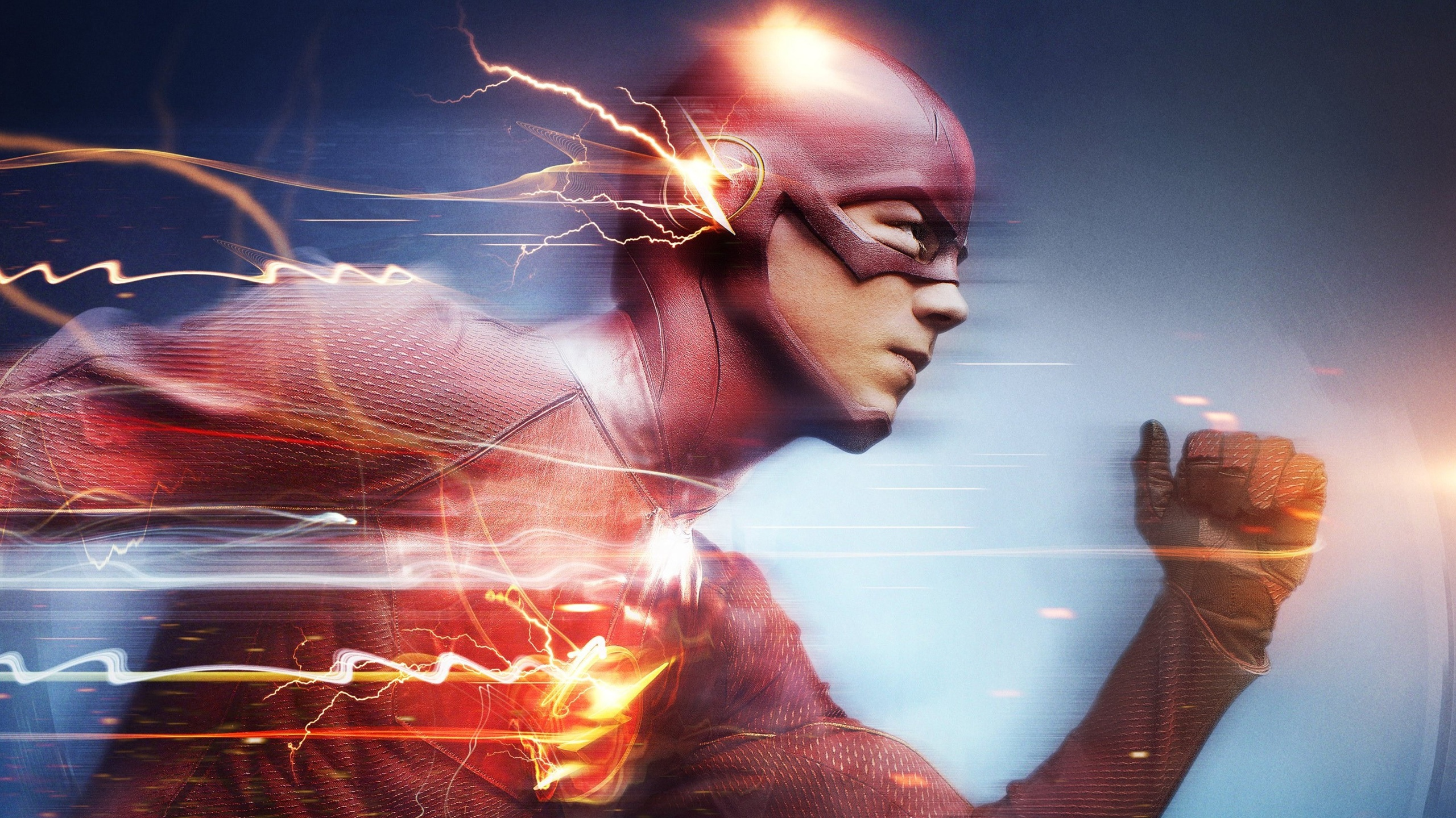 Barry Allen The Flash Wallpapers HD Wallpapers 2560x1440