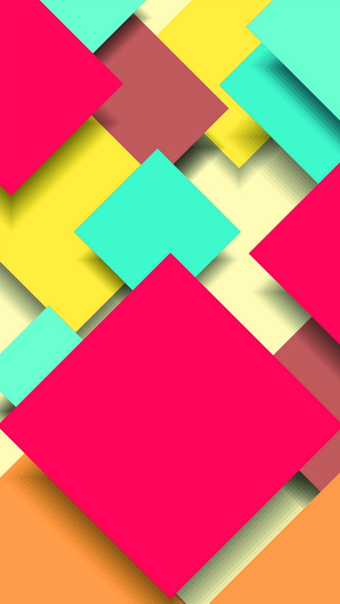squares   iPhone 6 Plus FullHD wallpaper 1080x1920