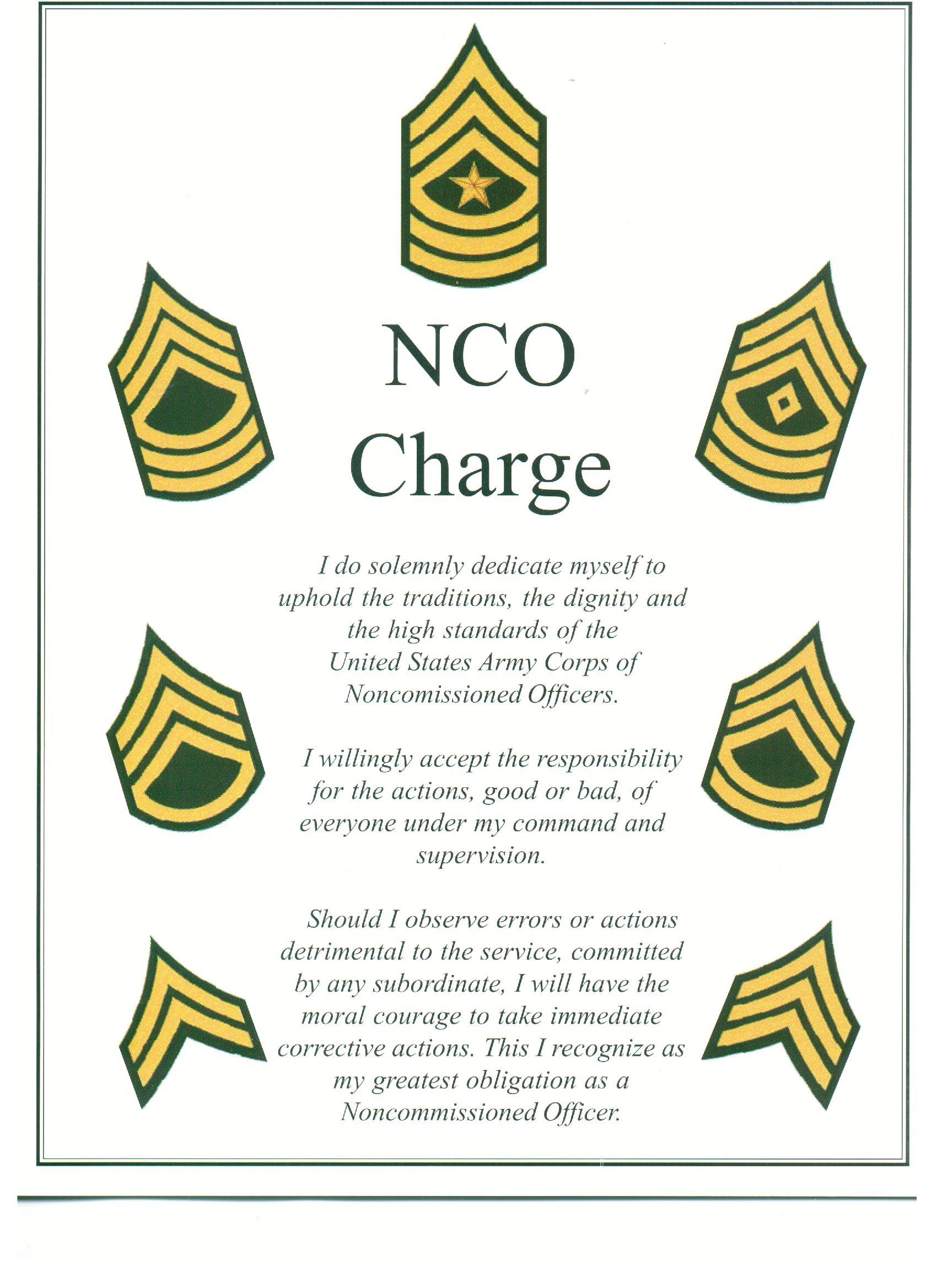 NCO Creed Wallpaper - WallpaperSafari