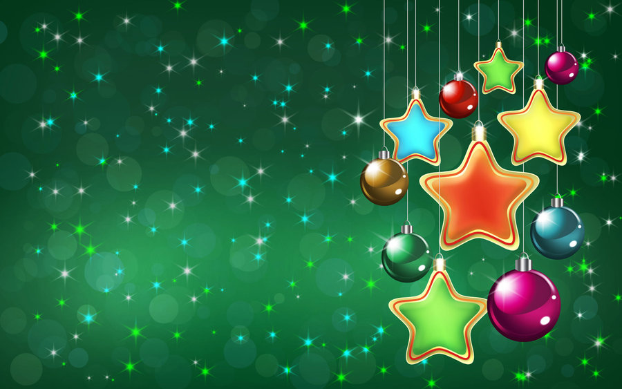 Christmas Decoration wallpaper by zeffy101 on deviantART 900x563