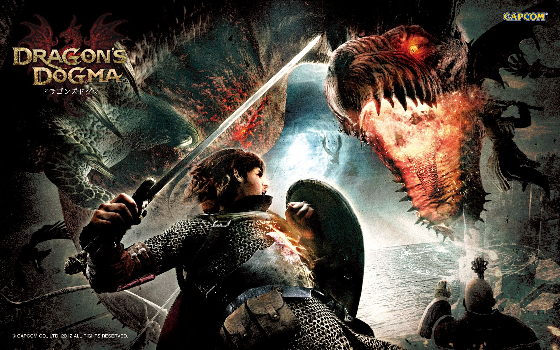 Free Download Dragons Dogma Dark Arisen Hd Wallpaper 28 1920 X