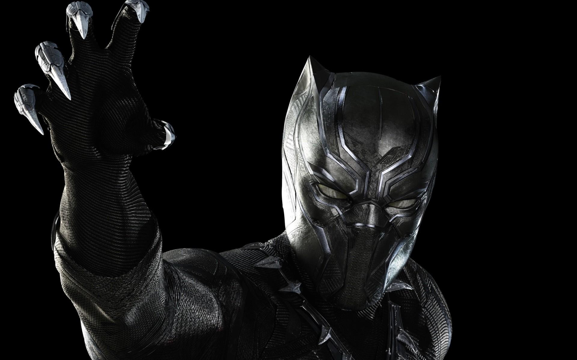 Black Panther Marvel HD Wallpaper 30 1920x1200